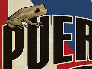 Puerto Rico tourism campaign
