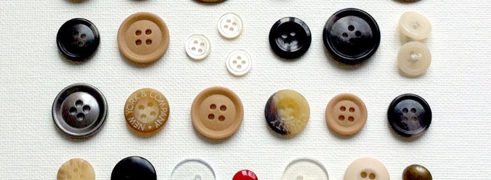 Pocketful of buttons